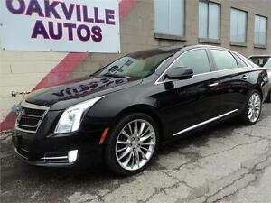 2014 Cadillac XTS Platinum V SPORT AWD NAVIGATION TWIN TURBO
