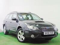 2009 (59) SUBARU OUTBACK 2.0 REN BOXER AWD 5DR Manual