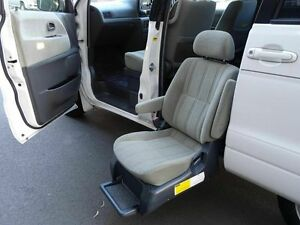 2001 Toyota Spacia TOWNACE NOAH Welcab White 4 Speed Automatic Wagon Taren Point Sutherland Area Preview