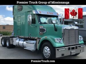 2013 Freightliner Coronado 10 NEW Michelin Tires, Dealer Certifi