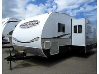 KEYSTONE OUTBACK LE SYDNEY EDITION 31 RQS TRAVEL TRAILER
