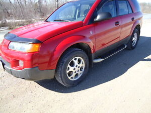 2003 Saturn VUE AWD SUV, Crossover