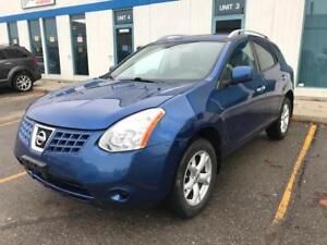 2010 NISSAN ROGUE AWD|1 OWNER|ACCIDENT FREE|LOW KMS|POWER GROUP!