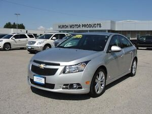 2013 Chevrolet Cruze LT Turbo London Ontario image 1
