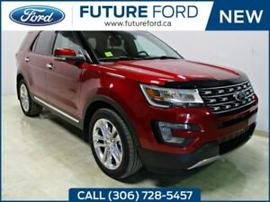 2017 Ford Explorer Limited REAR VIEW CAMERA TRAILER TOW PACKAGE
