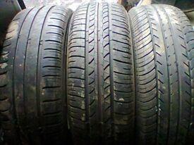 195 65 15 185 16 15 205x14 tyres