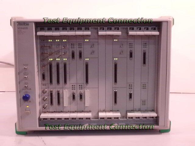 Anritsu Md8480b-01 Signal Tester Slave Unit