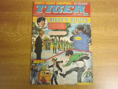 June 4th 1983, TIGER, Ian Kelly, Simon Beecher, Joel Garner, Matthew Thomas.