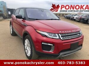 2017 Land Rover Range Rover Evoque, Nav., Backup Camera SE, Moon