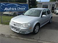 VOLKSWAGEN GOLF CITY 2008 **54$/SEM.**98 030KM**A/C**