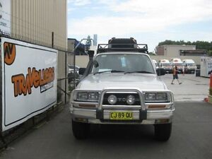 Toyota Landcruiser 4X4 80 Series with built in bed. Banksmeadow Botany Bay Area Preview