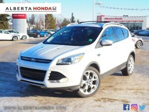 2014 Ford Escape 4WD. Titanium. Clean Carproof. Low Kms. Heated