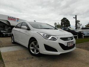 2014 Hyundai i40 White Semi Auto Noosaville Noosa Area Preview