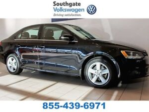 2013 Volkswagen Jetta Sedan TDI | HEATED SEATS | SUNROOF | ALLOY