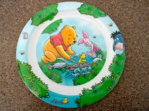 "Winnie-the-Pooh & Friends 9"" DINNER PLATE"
