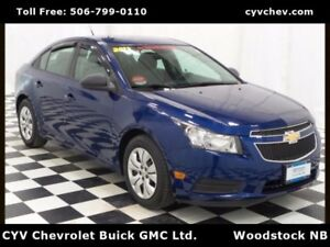 2013 Chevrolet Cruze LS - Only $5/Day - 0.9% Available
