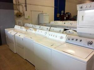 **TOP LOAD WASHERS FULL 1 YEAR IN HOME PREMIUM WARRANTY!!!