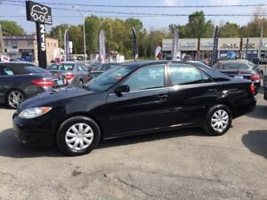 2006 Toyota Camry LE toute equipee 4cyl...$2495...514-692-2005