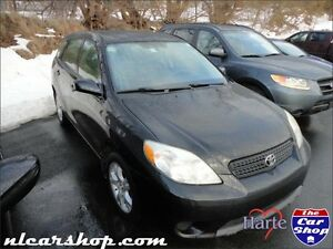 2007 Toyota Matrix 5spd manual, INSPECTED - nlcarshop.com
