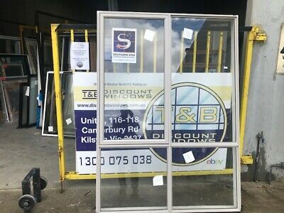 Aluminium Awning Window 2065H x 1490W (Item 4598/17)