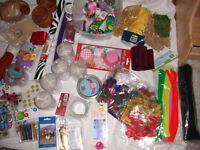 Bundle of craft accessories