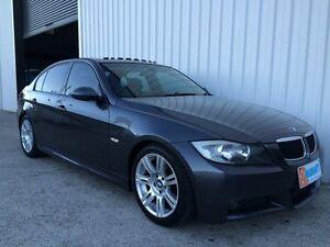 2006 BMW 320i E90 Executive Steptronic Grey 6 Speed Sports Automatic Sedan Parkwood Gold Coast City Preview