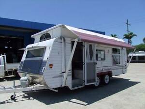 REGENT CRUISER 18' POP TOP WITH AIR CONDITIONING AND ISLAND BED 2 Clontarf Redcliffe Area Preview