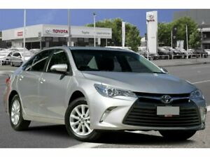 2016 Toyota Camry ASV50R Altise Silver 6 Speed Sports Automatic Sedan Adelaide CBD Adelaide City Preview