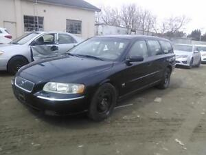 2001 to 2007 volvo v70 parts for sale