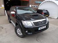 Toyota Hi-Lux 2.5D-4D 4WD 2014MY Icon
