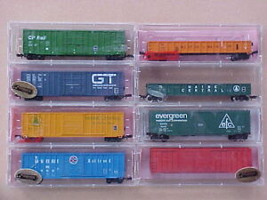 N scale Atlas, Athearn + other train model railroad freight cars Kingston Kingston Area image 5