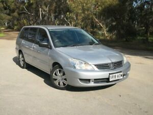 2007 Mitsubishi Lancer CH MY07 ES Silver 4 Speed Sports Automatic Wagon Mile End South West Torrens Area Preview