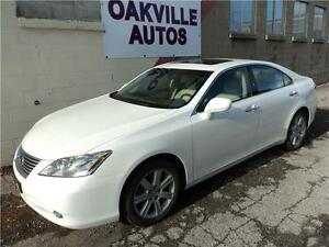 2008 Lexus ES 350-ONLY 130,000KM-SUNROOF-HEATED/COOLED SEATS