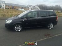 vauxhall zafira breaking for parts 2007