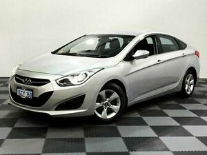 2012 Hyundai i40 VF2 Active Silver 6 Speed Sports Automatic Sedan Edgewater Joondalup Area Preview