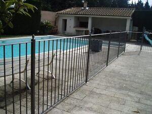 Clôtures pour piscines