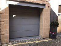 Large single garage to let in Atholl Crescent Lane EH3