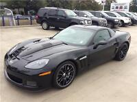 2013 CHEVROLET CORVETTE GRAND SPORT CALLAWAY black on black