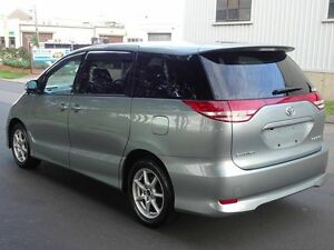 2008 Toyota Estima GSR55 8 SEATS 4WD Grey 5 Speed Tiptronic Wagon Taren Point Sutherland Area Preview