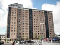 2 Bedroom Flat, 10th Floor - Marlborough House, Granby Way, Devonport, Plymouth, PL1 4HQ