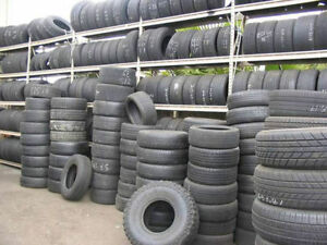 @@ QUALITY USED WINTER . CAR + TRUCK TIRES 14-20 Inch