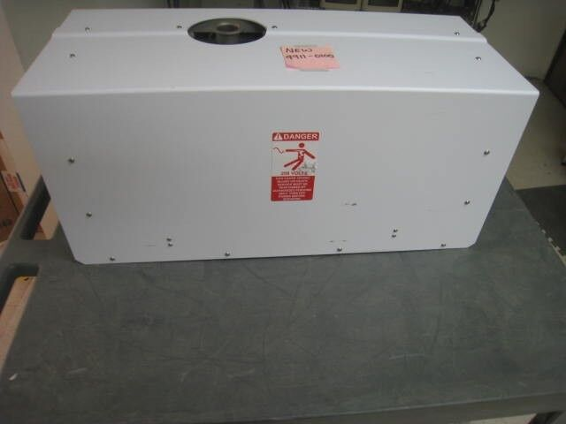 Amat P5000 Etch Cvd Hot Gas Box