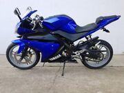 2010 Yamaha YZF-R125 125CC Sports Blacktown Blacktown Area Preview
