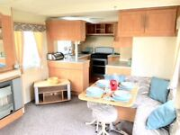 IDEAL FAMILY STARTER CARAVAN BY THE SEA NR GREAT YARMOUTH NORFOLK NOT ESSEX, KENT INCLUDES 2018 FEES