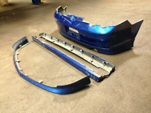 JDM ACURA RSX OEM DC5 FRONT LIP SIDE SKIRTS REAR BUMPER AND LIP
