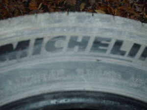 4 X Michelin Defender 185-65-15