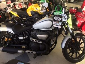 YAMAHA BOLT R-SPEC MUST SELL ... PRICE DROP ..  SPRING IS COMING