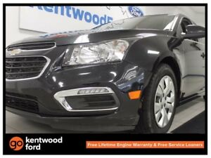 2015 Chevrolet Cruze LT w/1LT in all black. Take it for a Cruze