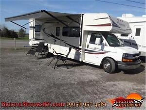 RV, C Class Motorhomes for Rent