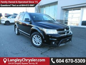2015 Dodge Journey SXT <B>*TRI-ZONE CLIMATE*3RD ROW*4.3 TOUCH...